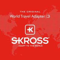 Skross World Adapter Pro+ 1.103113 User Manual