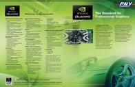 PNY Quadro® FX 540 VCQFX540-PCIE-PB Leaflet