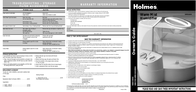Holmes HM5600 User Manual