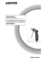 Henkel LOCTITE 97715 User Manual