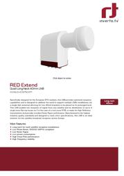 Inverto IDLR-QUDL40-EXTND-OPP 912-0372 Data Sheet