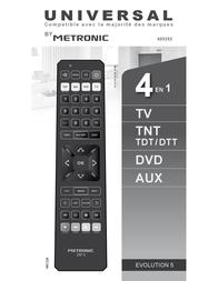 Metronic ZAP 4 EVOLUTION 5 User Manual