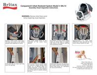 Britax COMPANION E9L14 Leaflet