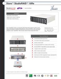 AIC 1TB XT-HDD-1TBGT1-A1 Leaflet