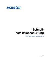 Asustor AS-204T Data Sheet