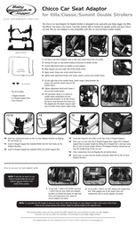 Baby Jogger Car Stereo System Leaflet