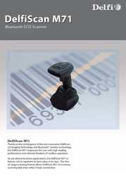Delfi M71 10070 Leaflet