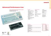 Cherry KEY + TOUCHPAD G80-11900LPMGB Leaflet