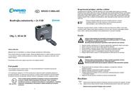 C&E 2-way distributer with USB CAS-2USB Data Sheet