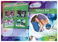 Orbis Airbrush ORBIS TRIBAL TATTOO SET 30301 Leaflet