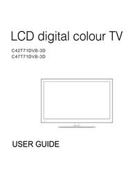 Cello C42T71DVB User Manual