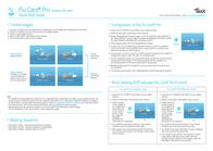 Trek 8GB FluCard Pro SDHC Class 6 WiFi 7608000 Leaflet