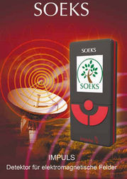 SOEKS IMPULSE Magnetic field-analysis apparatus, Magnetic field tester 9 Data Sheet