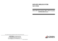 Azden IRH15C IRH15C User Manual