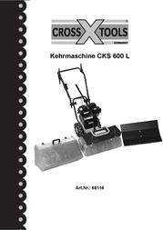 Crosstools 68116 Data Sheet