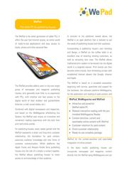 Neofonie WePad WEPAD User Manual