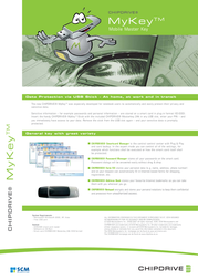 SCM MyKey S220209 Leaflet
