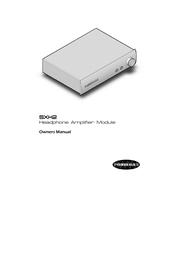 Perreaux SXH2 User Manual