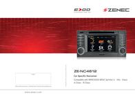 Zenec ZE-NC4612 User Manual