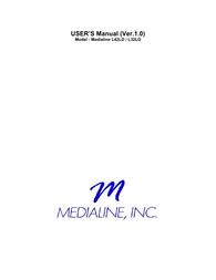 MEDIALINE m32ld User Manual