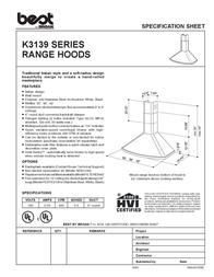 Best K3139 Series Leaflet