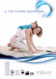 Riber RIGN 2601 A+ User Manual