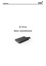 Rocky Mountain Air Drive A100-16G-BK Data Sheet