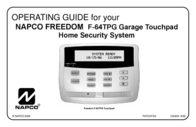MASTER LOCK F-64TPG User Manual
