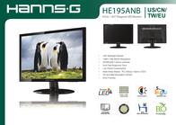 Hanns.G HE195ANB Leaflet