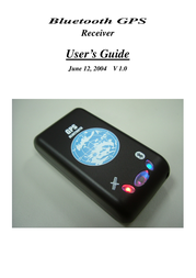 Adapt AD-300 Nemerix 16 channel Bluetooth GPS receiver 8717568391656 User Manual