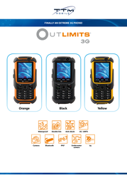 ITT Out Limits 3G OUT LIMITS 3G ARANCIO User Manual