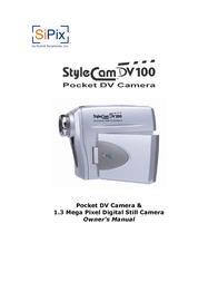 SiPix StyleCam DV100 User Manual