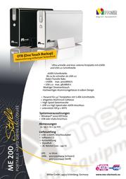me2 Me 200Style 1000GB 222088 Prospecto