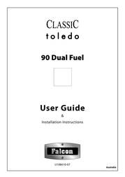 Falcon Stove U108610-07 User Manual