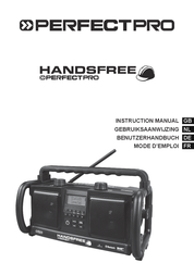 Perfectpro HANDSFREE HF1 데이터 시트