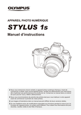 Olympus Stylus 1s Introduction Manual