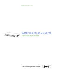 SMART Technologies Hub VE220 User Manual
