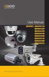 Q-See QD6502B User Manual