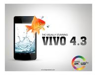 BLU Vivo 4.3 BLU-D430A-QWHI01 User Manual