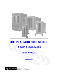 Plasmon LF 8600 User Manual