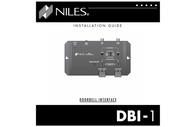 Niles Audio DBI-1 User Manual