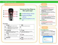 Nexotek NT-P600S Quick Setup Guide