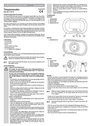 Brinno PHV132514 Data Sheet