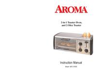 Aroma ABT-218SB User Manual