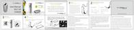 MiPow Bolt SPC01M-NB Leaflet