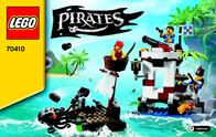 Lego Pirates LEGO® PIRATES 70410 SOLDATEN+PIRATENFLOß 70410 Data Sheet