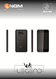 NGM-Mobile WeMove Legend LEGEND User Manual