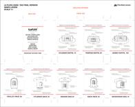 Laplaya OUTDOORTASCHE CYLINDER 70 SCHWAR 800501 Data Sheet