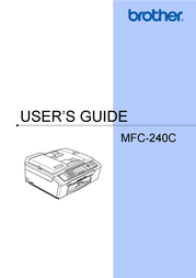 Toastmaster MFC-240C User Manual