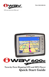 Lowrance 600c Quick Setup Guide